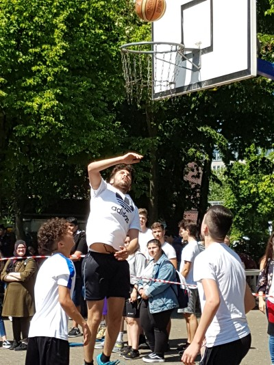 Streetball-Cup